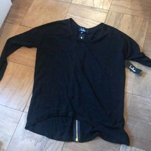 Brand new black Lulus sweater size small